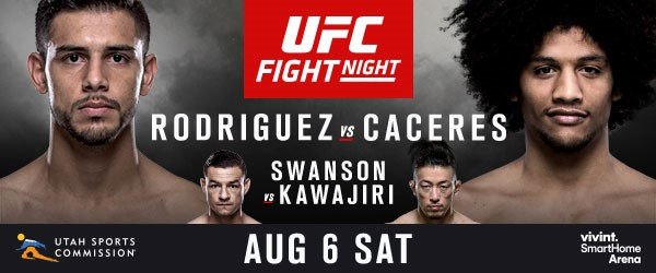ufc salt lake city