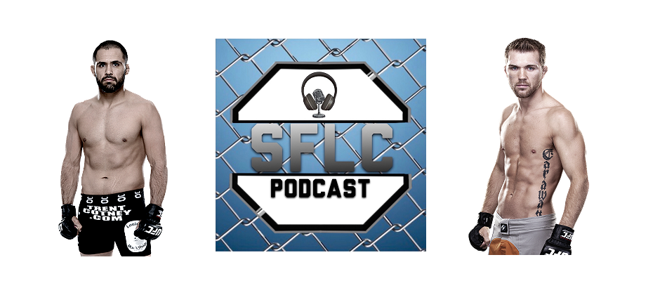 Frankie Saenz and Bryan Caraway on SFLC Podcast